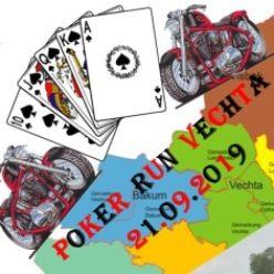 Poker Run Vechta